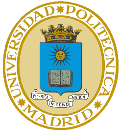 Logo Universidad Politecnica Madrid